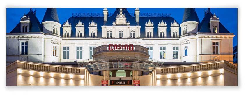 Aventures à Arcachon (suite) une grande soirée de jeux au casino